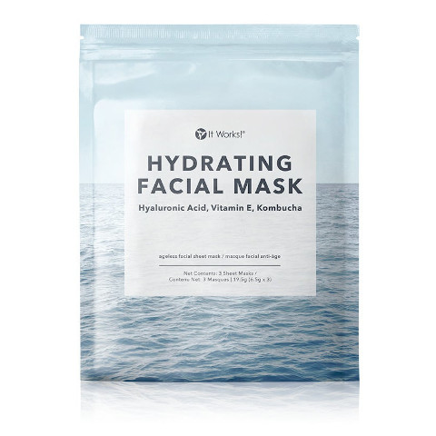 It Works Hydrating Facial Mask - Masque facial anti-âge