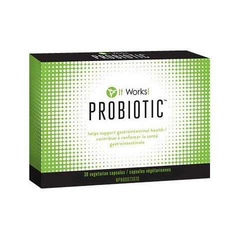 It Works Probiotic - Supplément de probiotique