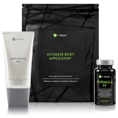 It Works Skinny Pack - M�tamorphose Ultime