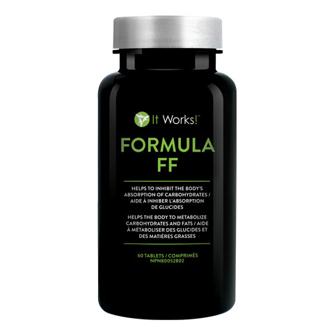 It Works Formula FF - Advanced Formula Fat Fighter